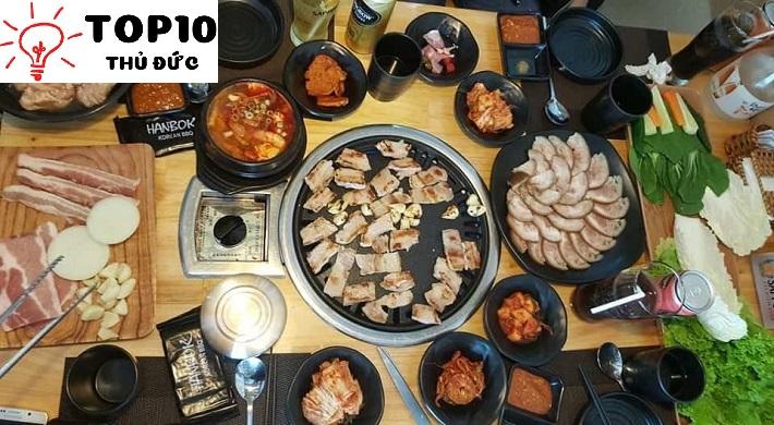 Hanbok Korean BBQ - Quận 9