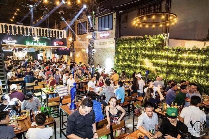Beer Club Ivory Beer Garden - Thủ Đức
