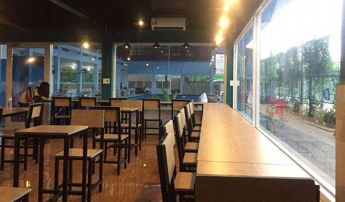 Cafe đẹp ở Thủ Đức - Panda Coffee & Tea Express