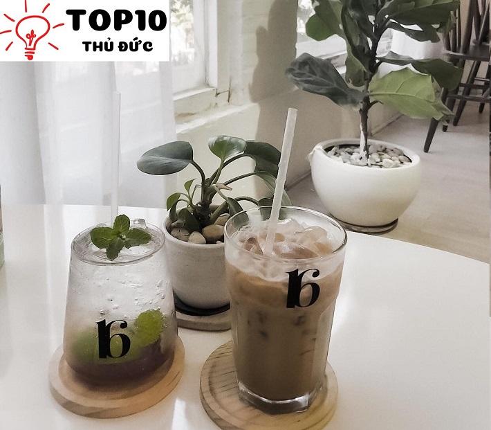 Sixteen Days Café & Tea - Thủ Đức