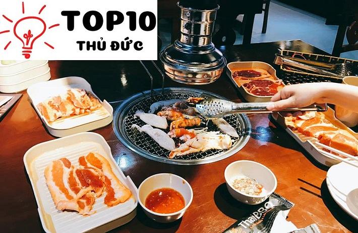 Thái BBQ Buffet - Quận 2