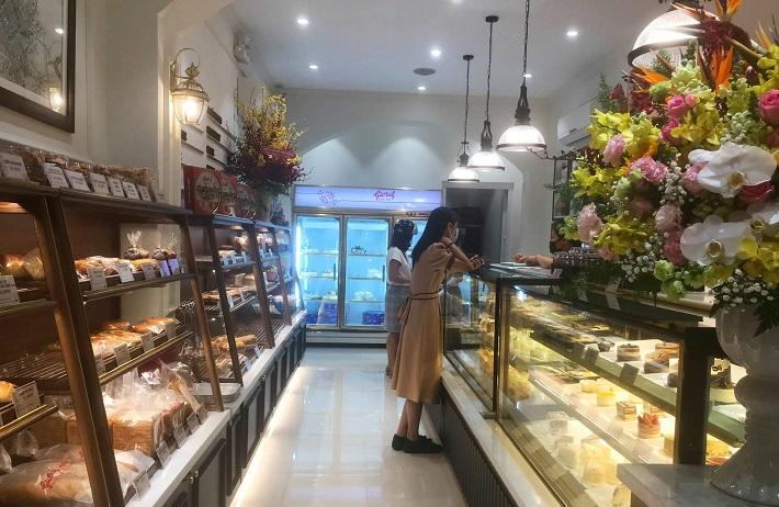 Bánh kem Givral Bakery Thủ Đức