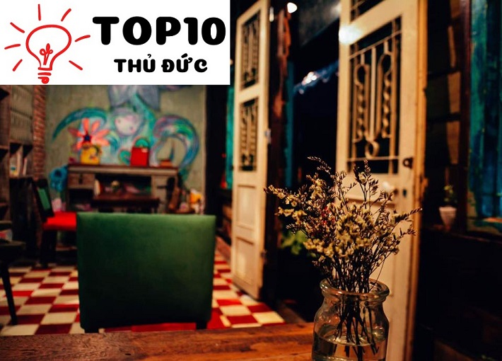 Cafe đẹp ở Thủ Đức - Lam Kafe