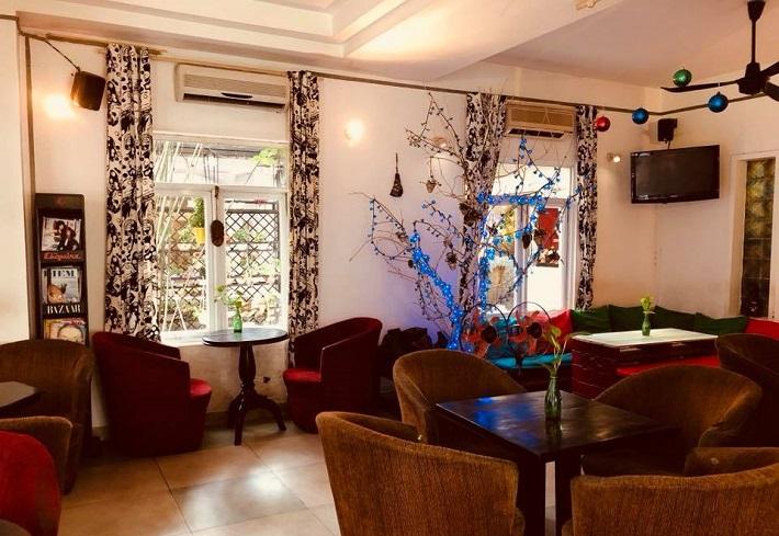 Cafe đẹp ở Thủ Đức - Mây Cafe