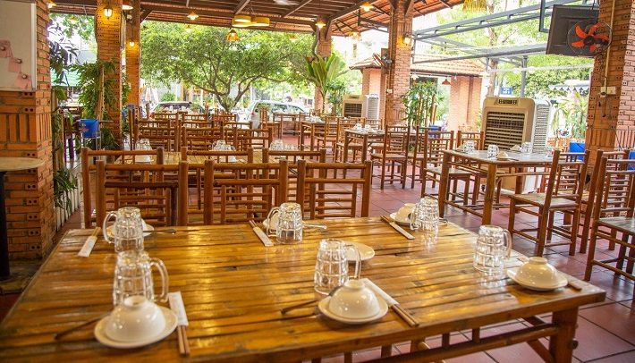 Nhà hàng Ẩm thực sông Thủ Đức