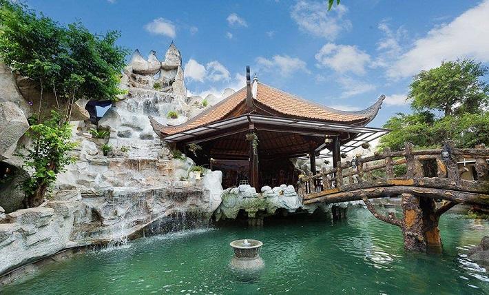 Nhà hàng Hoa Viên Sơn Thủy Quận 9