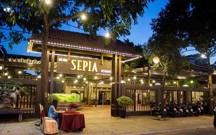 Nhà hàng Sepia - Thủ Đức