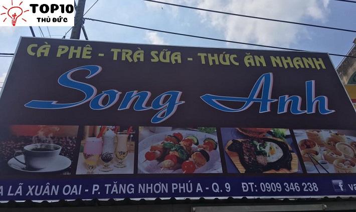Quán ăn vặt Song An