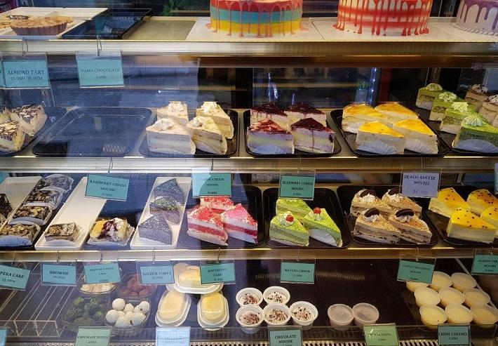 Tiệm bánh Cheese Cake - Quận 2