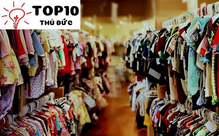 Xưởng bán sỉ quần áo Thủ Đức - Ngọc Hồ