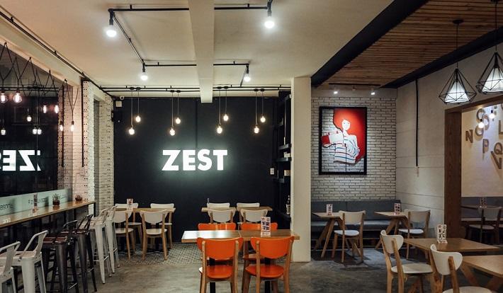 Zest Cafe Thủ Đức
