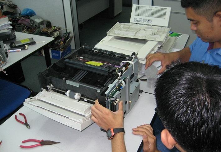 Sửa máy in Thành Đạt Thủ Đức