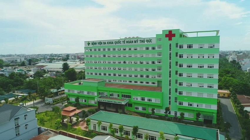 phòng khám phụ khoa Thủ Đức - Bệnh viện Hoàn Mỹ Thủ Đức