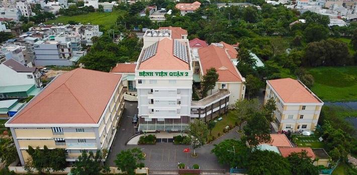 Phòng khám phụ khoa bệnh viện Quận 2