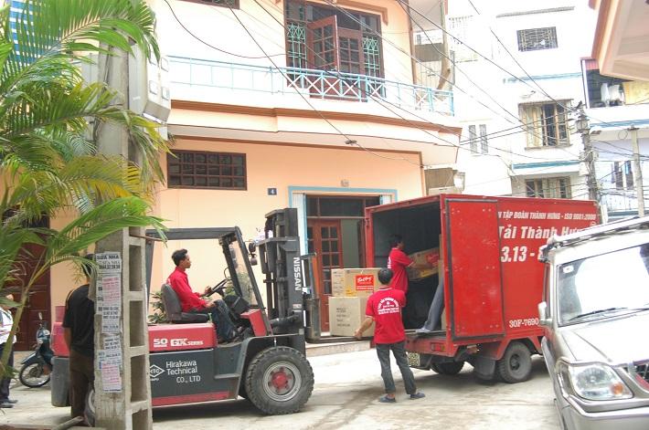 Dịch vụ chuyển nhà Thành Hưng | Nguồn từ trang thanhhungvn.vn