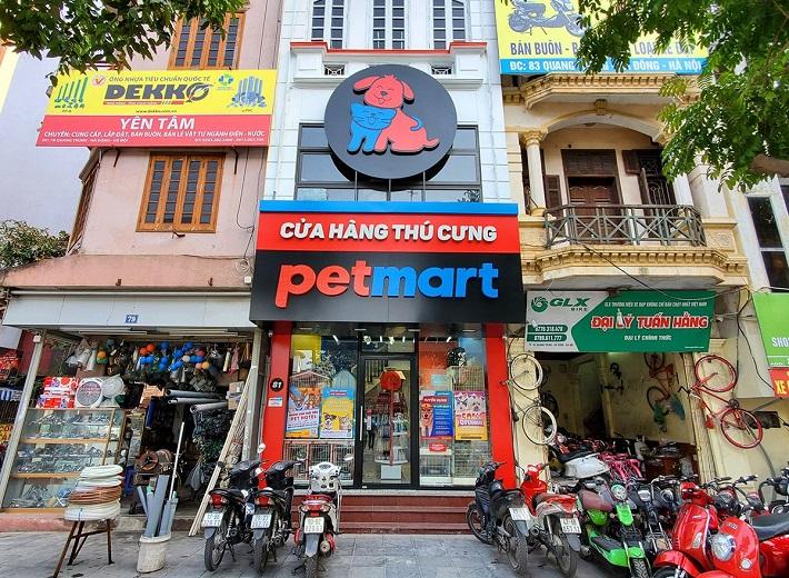 Shop thú cưng Thủ Đức - Petmart
