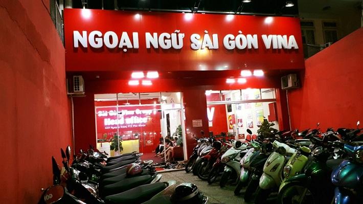Địa chỉ học tiếng Nhật Thủ Đức - Saigon Vina
