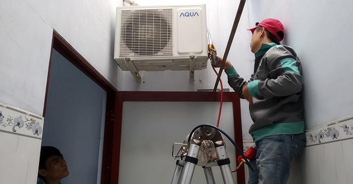 sửa máy lạnh Thủ Đức - Điện lạnh TĐT