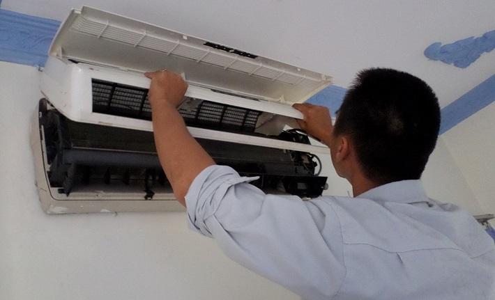 sửa máy lạnh Thủ Đức - Điện lạnh Trung Tín