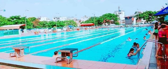 Hồ bơi An Phú - Quận 2