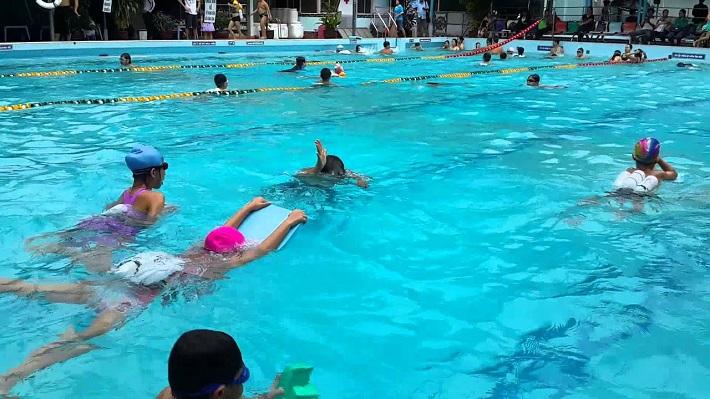 Hồ bơi Thủ Đức - Hồ bơi Mèo Mun