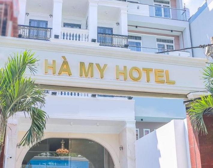 Khách sạn Hà My - Thủ Đức