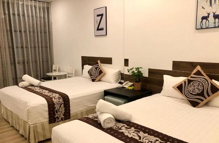 Khách sạn giá rẻ Nam Phú - Thủ Đức