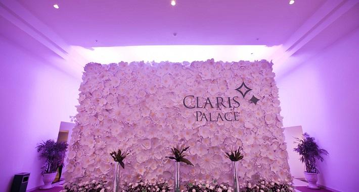 Nhà hàng tiệc cưới Claris Palace – Thủ Đức