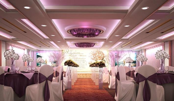 Nhà hàng tiệc cưới Emerald - Thủ Đức