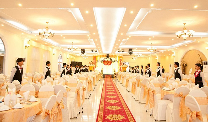 Nhà hàng tiệc cưới Minh Thùy - Thủ Đức