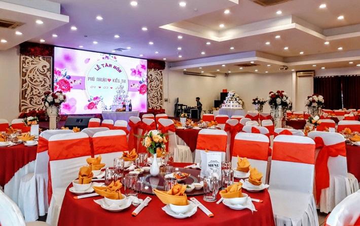 Nhà hàng tiệc cưới Rose Palace – Thủ Đức