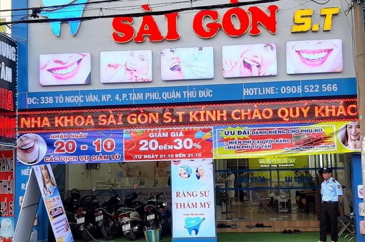 nha khoa Thủ Đức - Sài Gòn ST
