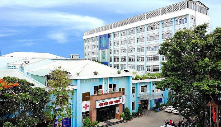 Phòng khám da liễu bệnh viện Thủ Đức