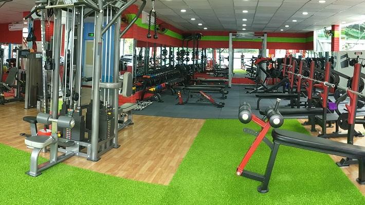 Phòng tập Gym 99 Fitness Quận 2