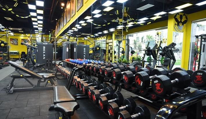 Phòng tập Gym Befit Yoga & Fitness - Quận 9