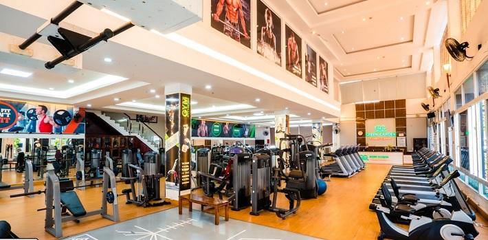 Phòng tập gym Green Garden - Thủ Đức