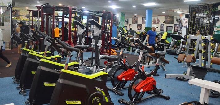 Phòng tập gym King - Thủ Đức