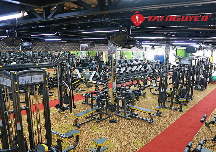 Phòng tập Gym Tài Nguyên - Thủ Đức
