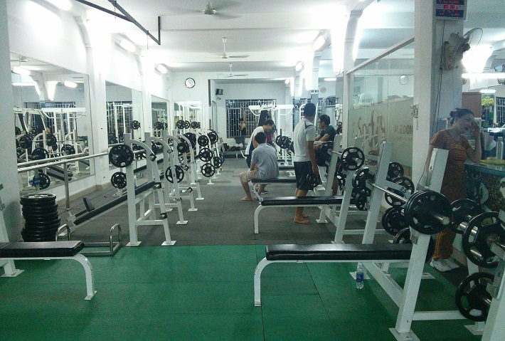 Phòng tập The Gym - Thủ Đức