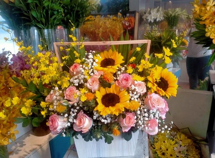 Shop hoa tươi Green Flower Thủ Đức