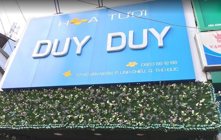 Shop hoa tươi Thủ Đức - Duy Duy