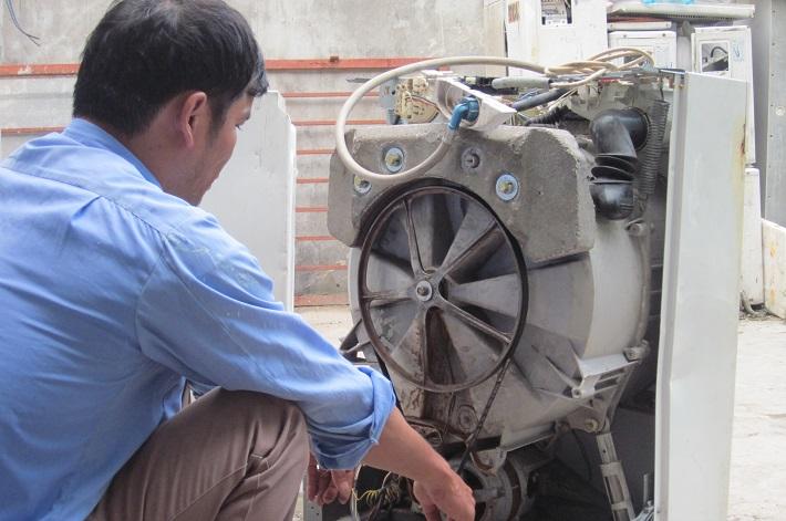 Sửa máy giặt Thành Nam Quận 2