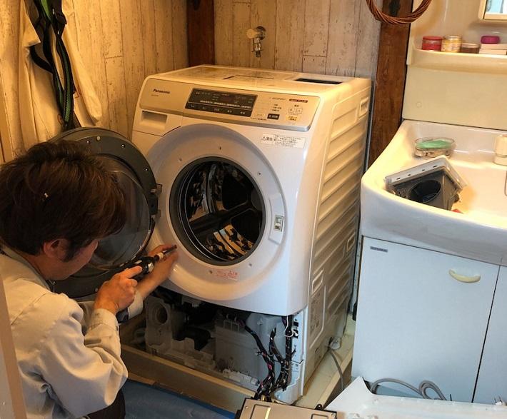 Sửa máy giặt Trung Tín - Thủ Đức