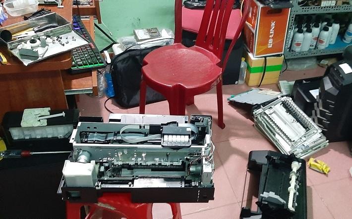 Sửa máy in Thủ Đức - tin học xanh