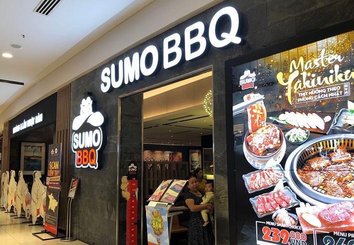 Sumo BBQ - Vincom Thủ Đức