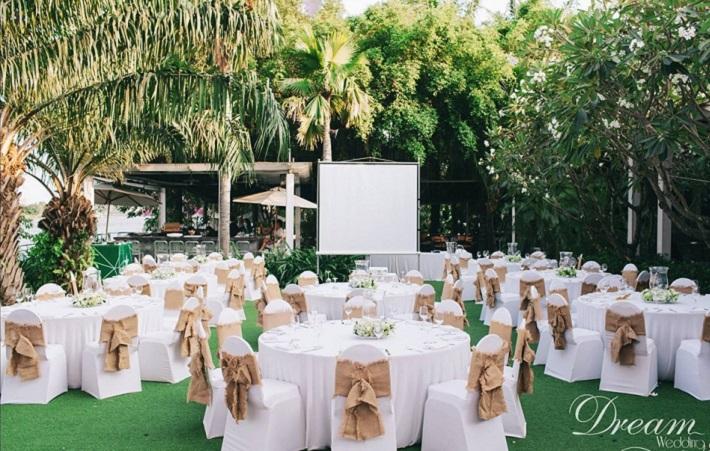 Nhà hàng tiệc cưới Thảo Điền Village – Quận 2