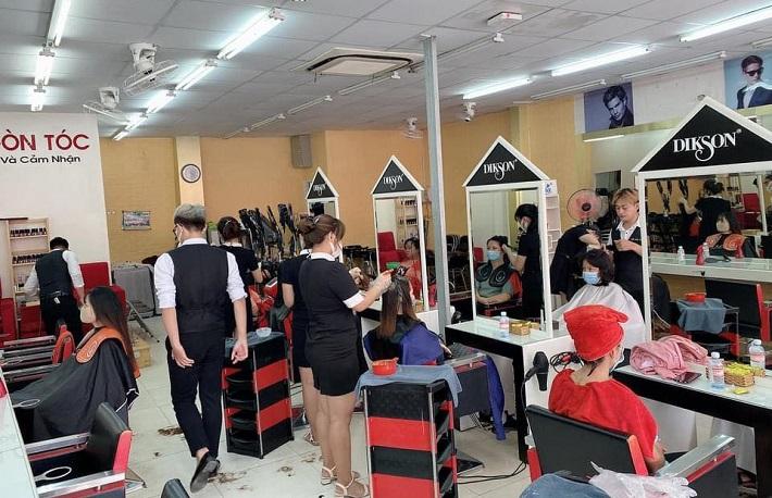 Tiệm cắt tóc nữ đẹp ở Thủ Đức - Sài Gòn Tóc