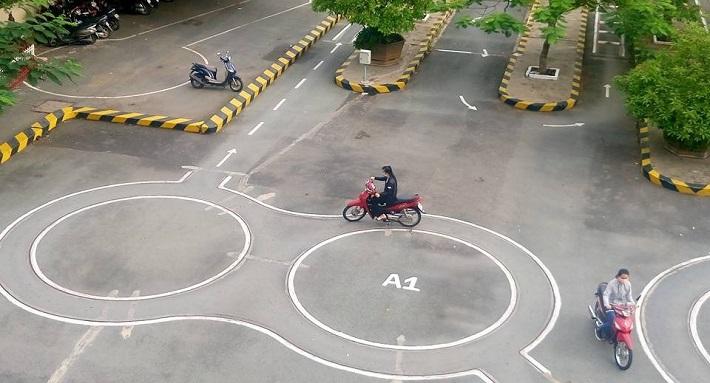 Trung tâm dạy lái xe máy Thủ Đức
