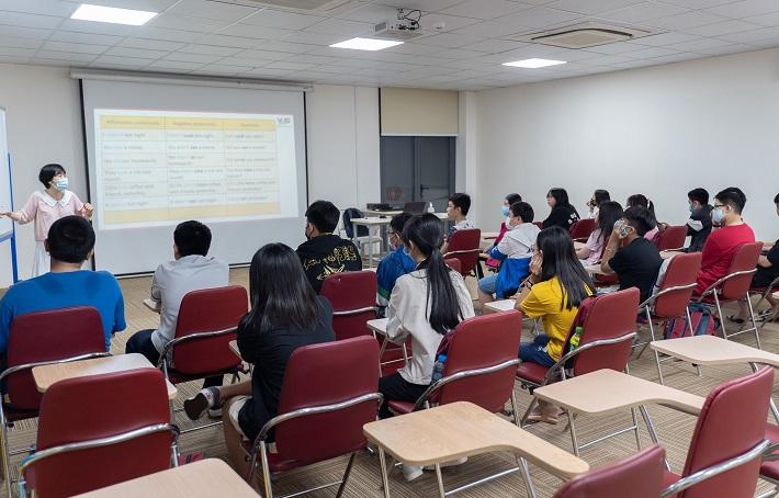 Trung tâm Anh văn Hội Việt Mỹ (VUS) - Thủ Đức