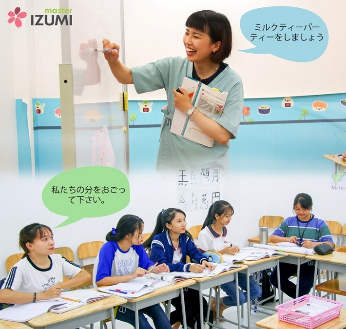 Trung tâm học tiếng Nhật Izumi - Quận 2
